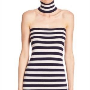 Michael Kors Collection Cashmere tunic tube top